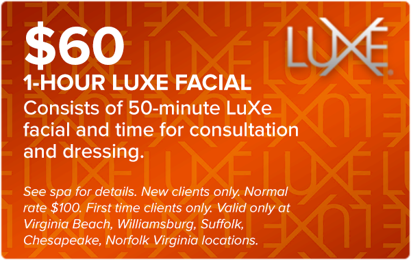 $55 1-Hour Luxe Facial